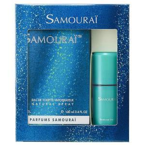アランドロン サムライ コフレセット 19S 100ml/14g ALAIN DELON (8%offクーポン 4/3 12:00〜4/20 1:00) 香水 SAMOURAI|beautyfive