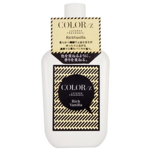 カラーズ レイヤード フレグランス リッチバニラ ボディミスト 85ml COLOR/Z|beautyfive