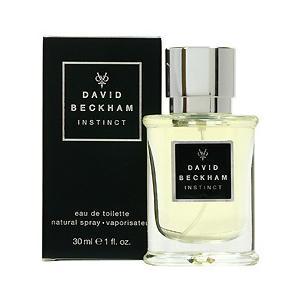 デヴィッド ベッカム インスティンクト オーデトワレ スプレータイプ 30ml DAVID BECKHAM 香水 INSTINCT beautyfive