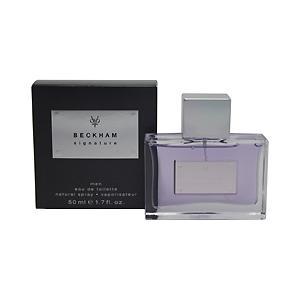 デヴィッド ベッカム シグネチャー メン オーデトワレ スプレータイプ 50ml DAVID BECKHAM 香水 SIGNATURE MEN|beautyfive