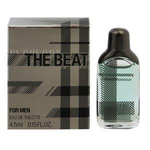 バーバリー ザ ビート フォーメン ミニ香水 オーデトワレ ボトルタイプ 4.5ml BURBERRY 香水 THE BEAT FOR MEN beautyfive