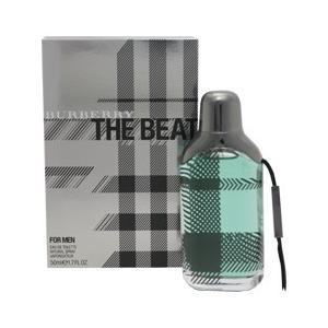 バーバリー ザ ビート フォーメン オーデトワレ スプレータイプ 50ml BURBERRY 香水 THE BEAT FOR MEN|beautyfive