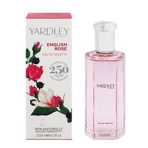 ヤードレー ロンドン イングリッシュ ローズ オーデトワレ スプレータイプ 125ml YARDLEY LONDON 香水 ENGLISH ROSE|beautyfive