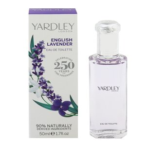 ヤードレー ロンドン イングリッシュ ラベンダー オーデトワレ スプレータイプ 50ml YARDLEY LONDON 香水 ENGLISH LAVENDER|beautyfive