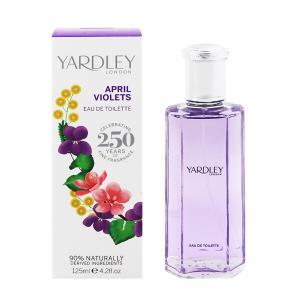 ヤードレー ロンドン エイプリル ヴァイオレット オーデトワレ スプレータイプ 125ml YARDLEY LONDON 香水 APRIL VIOLETS|beautyfive