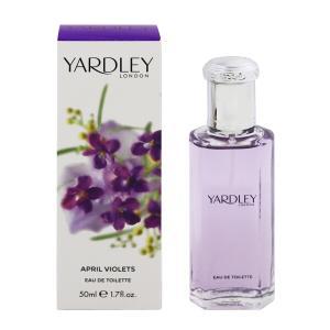 ヤードレー ロンドン エイプリル ヴァイオレット オーデトワレ スプレータイプ 50ml YARDLEY LONDON 香水 APRIL VIOLETS|beautyfive