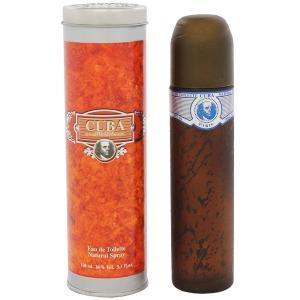キューバ ブルー オーデトワレ スプレータイプ 100ml CUBA 香水 CUBA BLUE