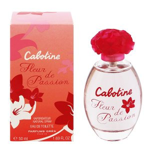 グレ カボティーヌ フルール ド パッション オーデトワレ スプレータイプ 50ml GRES 香水 CABOTINE FLEUR DE PASSION|beautyfive