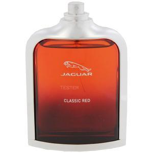 ジャガー クラシック レッド (テスター) オーデトワレ スプレータイプ 100ml JAGUAR 香水 JAGUAR CLASSIC RED TESTER|beautyfive