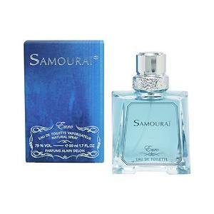 アランドロン サムライ ユーロ オーデトワレ スプレータイプ 50ml ALAIN DELON (8%offクーポン 4/3 12:00〜4/20 1:00) 香水 SAMOURAI EURO|beautyfive