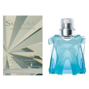 アランドロン サムライ ライトダイヤモンド オーデトワレ スプレータイプ 50ml ALAIN DELON 香水 SAMOURAI LIGHT DIAMOND|beautyfive