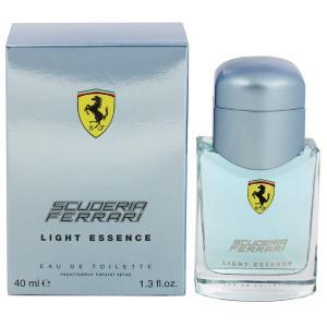 フェラーリ ライト エッセンス オーデトワレ スプレータイプ 40ml FERRARI (8%offクーポン 4/3 12:00〜4/20 1:00) 香水 LIGHT ESSENCE|beautyfive