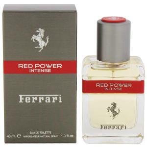 フェラーリ レッドパワー インテンス オーデトワレ スプレータイプ 40ml FERRARI (8%offクーポン 4/3 12:00〜4/20 1:00) 香水 RED POWER INTENSE|beautyfive