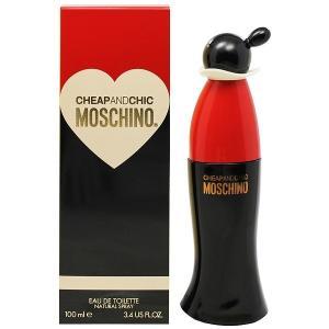 モスキーノ チープ アンド シック オーデトワレ スプレータイプ 100ml MOSCHINO 香水 CHEAP AND CHIC|beautyfive