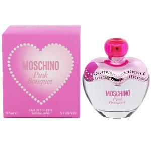 モスキーノ ピンクブーケ オーデトワレ スプレータイプ 100ml MOSCHINO 香水 PINK BOUQUET|beautyfive