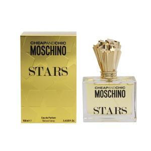 モスキーノ チープ アンド シック スターズ オーデパルファム スプレータイプ 100ml MOSCHINO 香水 CHEAP AND CHIC STARS|beautyfive