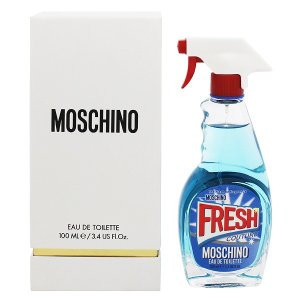 モスキーノ フレッシュクチュール オーデトワレ スプレータイプ 100ml MOSCHINO 香水 FRESH COUTURE|beautyfive