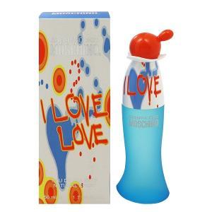 モスキーノ アイ ラブ ラブ オーデトワレ スプレータイプ 50ml MOSCHINO 香水 I LOVE LOVE|beautyfive