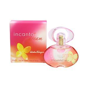 フェラガモ インカント ドリーム オーデトワレ スプレータイプ 30ml SALVATORE FERRAGAMO (8%offクーポン 4/3 12:00〜4/20 1:00) 香水 INCANTO DREAM|beautyfive