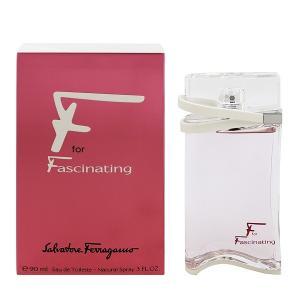 フェラガモ エフ フォー ファシネイティング オーデトワレ スプレータイプ 90ml SALVATORE FERRAGAMO (8%offクーポン 4/3 12:00〜4/20 1:00) 香水|beautyfive