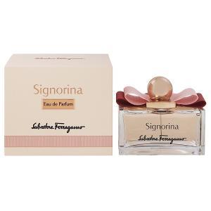 フェラガモ シニョリーナ オーデパルファム スプレータイプ 100ml SALVATORE FERRAGAMO (8%offクーポン 4/3 12:00〜4/20 1:00) 香水 SIGNORINA|beautyfive