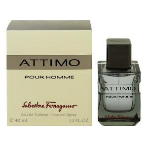 フェラガモ アッティモ プールオム オーデトワレ スプレータイプ 40ml SALVATORE FERRAGAMO 香水 ATTIMO POUR HOMME beautyfive