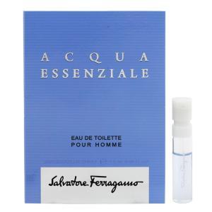 フェラガモ アクア エッセンツィアーレ (チューブサンプル) オーデトワレ スプレータイプ 1.5ml SALVATORE FERRAGAMO 香水 ACQUA ESSENZIALE|beautyfive