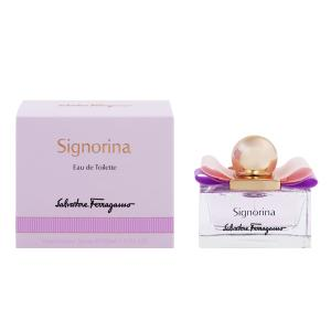 フェラガモ シニョリーナ オーデトワレ スプレータイプ 30ml SALVATORE FERRAGAMO 香水 SIGNORINA|beautyfive