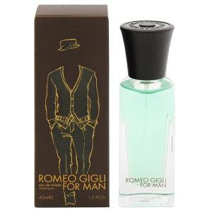 ロメオ ジリ フォー マン オーデトワレ スプレータイプ 40ml ROMEO GIGLI 香水 ROMEO GIGLI FOR MAN|beautyfive