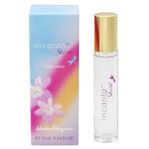 フェラガモ インカント シャイン パーススプレー オーデトワレ スプレータイプ 10ml SALVATORE FERRAGAMO 香水 INCANTO SHINE beautyfive