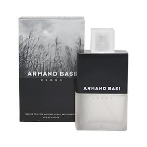 アルマンド バジ オム オーデトワレ スプレータイプ 75ml ARMAND BASI (8%offクーポン 4/3 12:00〜4/20 1:00) 香水 ARMAND BASI HOMME beautyfive