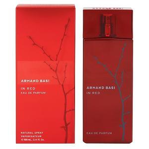 香水 アルマンド バジ インレッド アブソリュート オードパルファム スプレータイプ 100ml ARMAND BASI IN RED