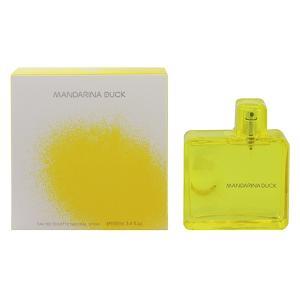 マンダリナ ダック オーデトワレ スプレータイプ 100ml MANDARINA DUCK 香水 MANDARINA DUCK|beautyfive