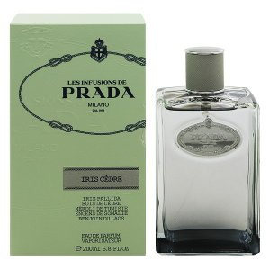 プラダ インフュージョン ディリス シダー オーデパルファム スプレータイプ 200ml PRADA 香水 LES INFUSIONS DE IRIS CEDRE|beautyfive