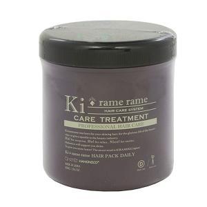 ハホニコ キラメラメ メンテケアヘアパック デイリー 500g HAHONICO (8%offクーポン 4/3 12:00〜4/20 1:00) ヘアケア KIRAME RAME CARE TREATMENT|beautyfive