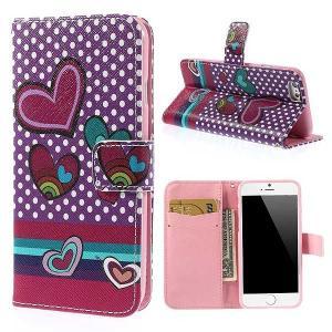iPhone 6s / iPhone 6 iPhone6s ケース / iPhone6 ケース 4.7 inch 手帳型/横開き レザーケースカバー 財布/カードスロット付/スタンド機能付き 19|beautyfive