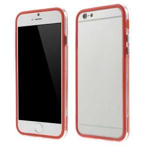 iPhone 6s / iPhone 6 iPhone6s ケース / iPhone6 ケース 4.7 inch 超薄型軽量 バンパーケースカバー レッド 1  iPhone6s / iPhone6 Case|beautyfive