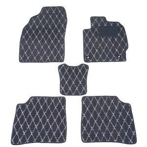 天野 アルト ラパン 型式:HE21S 年式:H14〜 (サイドブレーキ車) ダイヤモンド [カラー:ブラック×グレー] AMANO (8%offクーポン 4/3 12:00〜4/20 1:00)|beautyfive