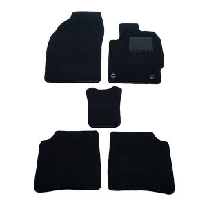 天野 セルシオ 年式:H6〜H18 型式:UCF20 フロアマット一式 無地 [カラー:ブラック] AMANO (8%offクーポン 4/3 12:00〜4/20 1:00)|beautyfive