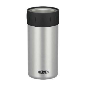 サーモス 保冷缶ホルダー 500ml缶用 [カラー:シルバー] #JCB-500-SL THERMOS|beautyfive