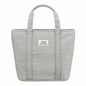 サーモス 保冷ランチバッグ [容量:約7L] [カラー:グレー] #REW-007-GY THERMOS|beautyfive