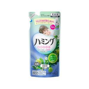 花王 ハミング フルーティグリーンの香り つめかえ用 540ml KAO|beautyfive