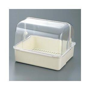 蝶プラ工業 メロディー フードケース 34型 ホワイト TYOUPURA KOUGYOU|beautyfive