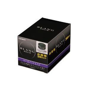 (500円OFFクーポン 9/30 23:00まで)カーメイト BLANG(ブラング)ソリッド ホワイトムスク つめかえ用 3個セット #G21T 60g×3個 CAR MATE|beautyfive