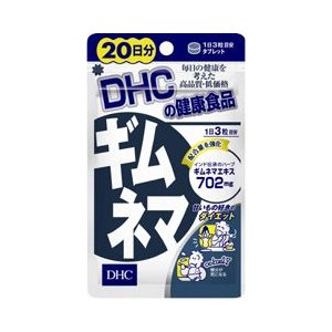DHCの健康食品 ギムネマ 20日分 60粒|beautyfive