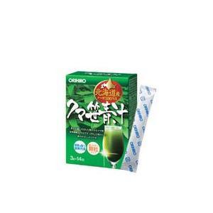 オリヒロ クマ笹 青汁 3g×14包 ORIHIRO|beautyfive