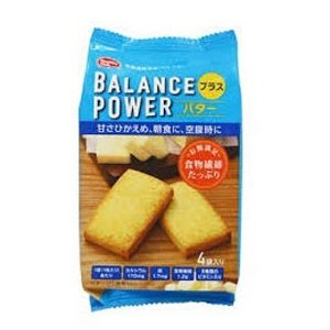 ハマダコンフェクト バランスパワープラス バター 4袋 HAMADACONFECT|beautyfive