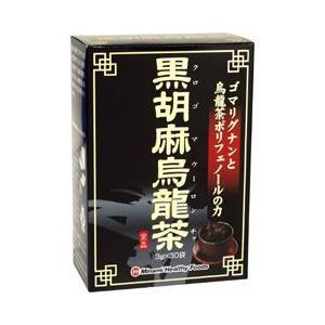 ミナミヘルシーフーズ 黒胡麻烏龍茶 3g×30袋|beautyfive
