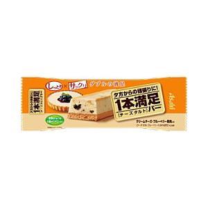 アサヒフードアンドヘルスケア 1本満足バー チーズタルト 1本入り ASAHI FOOD&HEALTHCARE|beautyfive