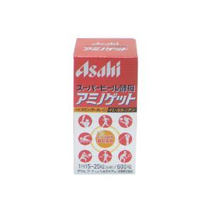 アサヒフードアンドヘルスケア スーパービール酵母アミノゲット 600粒 ASAHI FOOD&HEALTHCARE|beautyfive